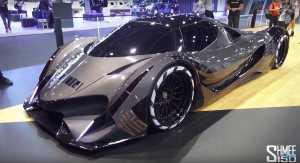 Supercar van Devel Motors